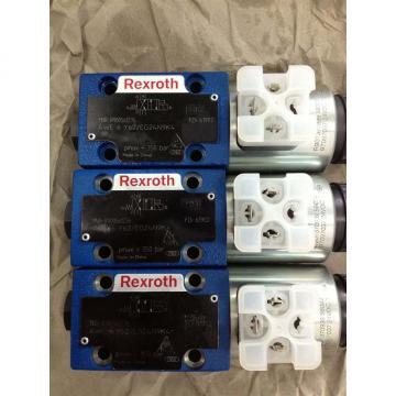 REXROTH 4WE6EB6X/OFEW230N9K4/V Valves